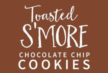 S'mores Treats & Sweets!!!