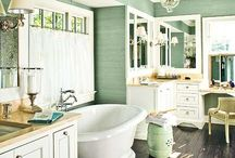 Bathroom Ideas  / by Kaitlin Webb
