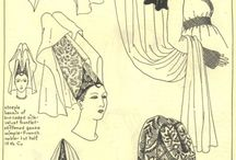 historical hats men/woman