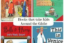 Around the World - Reading Buddies