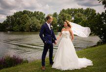 Foto's van onze bruiloft - Sytse & Caroline