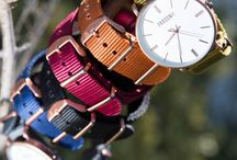 Watches, watches & more watches!!! / Love a good watch!!! Never have too much! / by Michelle Marin
