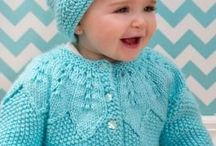 Baby and Toddler knitting