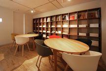 designers-office[refresh space] / デザイナーズオフィスのリフレッシュスペースをまとめました。