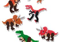 SES Dinosaurs / A must-have for real dinosaur fans. Make your own dinosaurs using different crafting techniques.