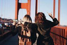 Ride or Die / my bestfriend, my sense8, and my sister
