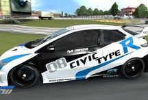 civic type R livery