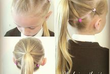 Hair for little girls