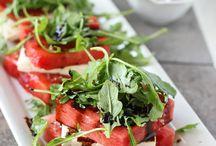 Salads / by Sevet Johnson