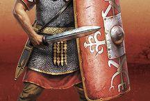 Legions romaines / troupes de Rome
