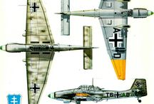 Millitary Aviation Art