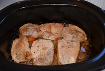 Dinner tonight / I post on FB often the Slow Cooker Collection from Tastefully Simple yet never post photos of the meals. My very wise SIL said she never makes recipes without photos. So as I make different meals, I'll post the photos as well. Enjoy!
