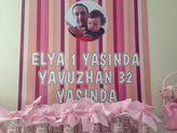 Doğum günü babyshower / Ebrusbebek.com