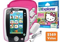 #LeapFrogWishList Sweeps 2013 / A Chance to win $500 worth of leapfrog products.  / by Nikki Ka