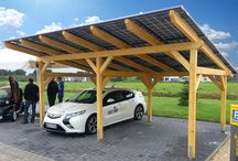 Solar Power Carport