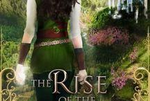 The Rise of the Dawnstar / The Rise of the Dawnstar (The Avalonia Chronicles #2) by Farah Oomerbhoy.