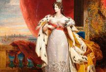 Russian coronations dresses