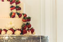 Wedding Cakes... / Some of our favorite cake decorations!