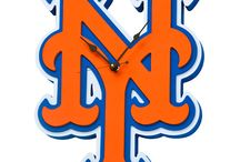 Game Time / Mets watches and clocks