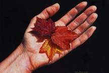 Colored Pencil:  Figurative / Artwork using colored pencils as the medium. / by Junell Toney
