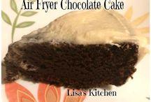 My Air Fryer Recipes