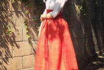 드레스(한복)