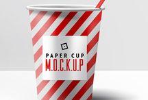 Mockup - Cup