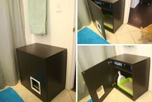 LItter Box Solutions / by Lesann Berry