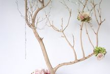 Aranjamente cu crengi si flori