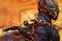Black Panther / Marvel's Black Panther