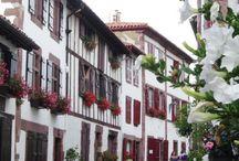 El Camino De Santiago / San Jean Pied de Port to Pamplona