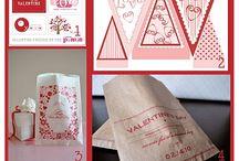 creative Valentine / inspiration for Valentine's Day