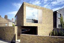 Maison de briques