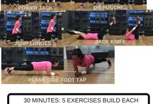 30 minute hitt for men and women workout session