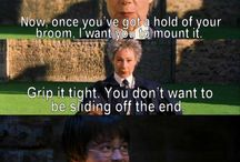 I Luff Harry Potter
