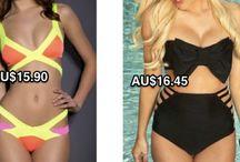 Swimwear - hot hot hot!