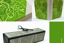 Papier / Paper / Alles aus Papier. Gestaltung und Arbeiten mit Papier. All about paper and paper design