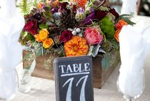 Inspirations: Reception Decor  / by Rose of Sharon Floral Designs, Althea Wiles