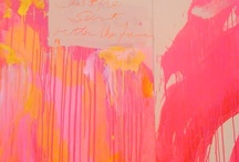 Abstract Art History: Cy Twombly