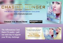 Card Deck Set - Chasing Hunger / This is about the new card deck set that goes with your book. Take the challenge today and put this behind you permanently!