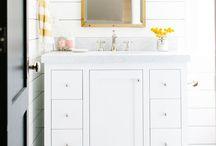 Bathroom Laundry Room Combo - The Brooklyn