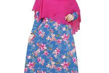 Jual Gamis Misby / Menjual Aneka Gamis Syar'i Bahan Misby Model Terbaru Online
