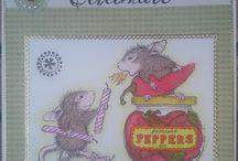 House Mouse kortteja