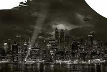 Gotham / Se houver algum pin sem seus devidos direitos autorais, avise !!! Irei altera los sem problemas ! Esses pins foram baixados e recolocados posteriormente em pastas
