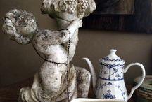 Antiek & Brocante vondsten Mei 2015 / Antique, Brocante, Old Chic, French Home & Garden