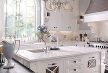 Kitchen Ideas / by Sheila Rule