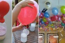 palloncini da gonfiare casalingo