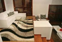 Casas Ambientadas / Trabajos de decoración y amoblamiento realizados por Celeste Diforte