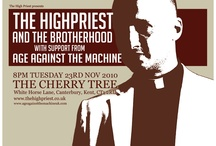 Show Posters / by The High Priest