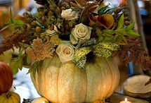 Decor & Food | Thansgiving/Fall / Wonderful ideas on how to decorate for Fall or Thanksgiving in your home  #Home #OrangeCounty #Fall #Thanksgiving Family